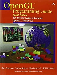OpenGL Programming Guide: The Official Guide to Learning OpenGL, Version 4.3 (8th Edition) by Shreiner, Dave, Sellers, Graham, Kessenich, John M., Licea-K 8th (eighth) Edition [Paperback(2013)]