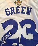 Draymond Green GSW Signed White Jersey JSA WP Certified Autographed NBA Jersey