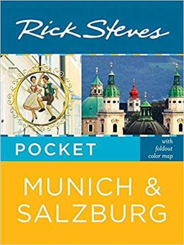 [By Rick Steves ] Pocket Munich & Salzburg (Paperback)【2018】by Rick Steves (Author) (Paperback)