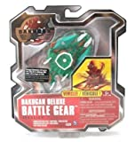 Bakugan Deluxe Battle Gear Vehicle Jakalier (Green) by Spin Master by Spin Master