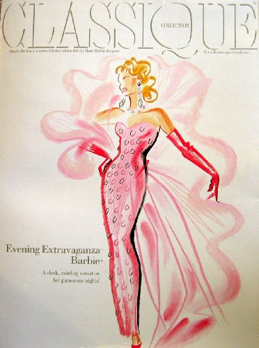 Evening Extravaganza Barbie Doll Collection