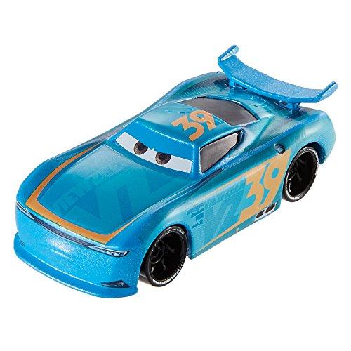 Disney Pixar Cars Michael Rotor (Next Gen View Zeen) Die-Cast Vehicle