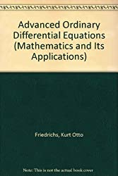 Advanced Ordinary Differential (Mathematics and Its Applications)