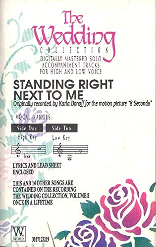 KARLA BONOFF: Standing Right Next To Me Cassette Tape (Standing Right Next To Me Karla Bonoff)
