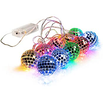 Amazon Com Efavormart 6 Ft 15 Color Changing Led Disco
