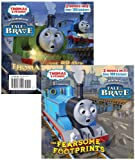 The Fearsome Footprints/Thomas the Brave (Thomas and Friends), Random House, 0385373929