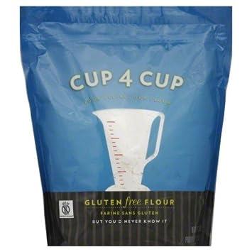 CUP 4 CUP Gluten Free Bulk Flour, 25 Pound