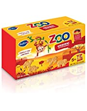 BAHLSEN Zoo Multipack, Original Butter Biscuits, 150 g