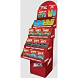 Bigs Assorted Sunflower Seeds and Kernels Shipper, 5.35 Ounce -- 108 per case.