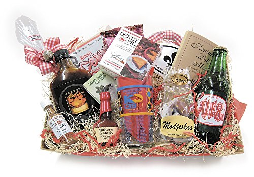 (Kentucky Sampler Basket from A Taste of Kentucky)
