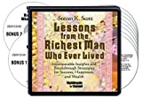 img - for Lessons from the Richest Man Who Ever Lived (8 Compact Discs/2 Bonus CDs) book / textbook / text book