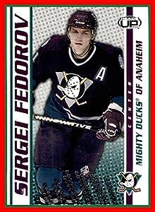 2003-04 Pacific Heads Up #1 Sergei Fedorov ANAHEIM MIGHTY DUCKS