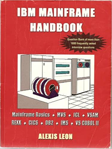 MAINFRAME HANDBOOK BY ALEXIS LEON PDF DOWNLOAD