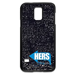 AOPO Phone Cover Case For Samsung Galaxy S5,Hers Printed Samsung Galaxy S5 Cases