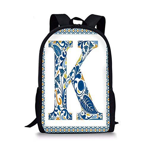 Letter K 12