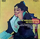 Georges Bizet: L'Arlesienne Suites 1 & 2 / Overture