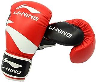 Haoyushangmao Gants de Boxe, Sacs de Sable pour Adultes, Hommes et Femmes, Gants Sanda Muay Thai, Gants pour Enfants, Gants de Combat gratuits, de Haute qualité Le Choix pour Les entraîneurs