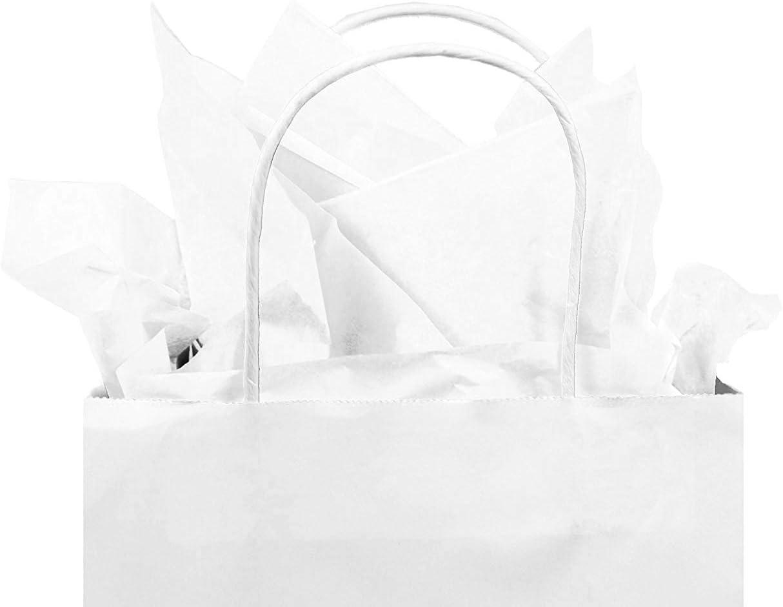 "240 sheets PAW PRINT WHITE Tissue Paper 20x30/"""