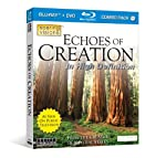 Cover Image for 'Echoes of Creation (Blu-ray and DVD Combo pack)'