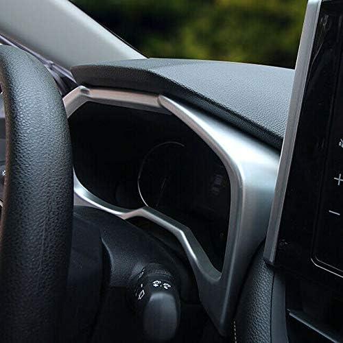 Haude ABS Decorativo Cruscotto Cornice Decorativa Cornice Cruscotto Cornice Cornice Copertura per RAV4 2019 2020 Timone Sinistro