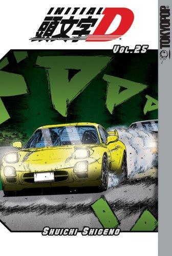 Download Initial D Volume 25 (Initial D (Graphic Novels)) (v. 25) PDF