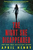 Download The Night She Disappeared in PDF ePUB Free Online