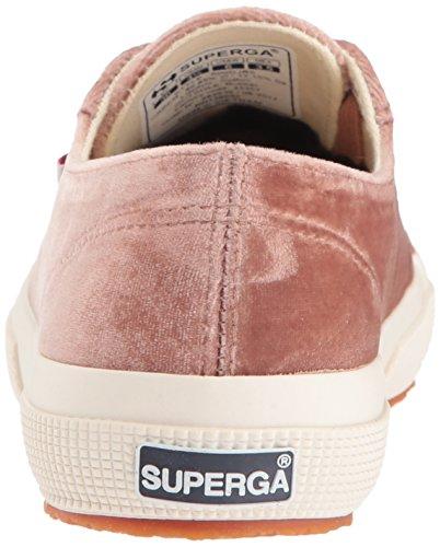 Women's Velvetjpw velvet Sneaker Fashion Superga blush 270 qaCvF