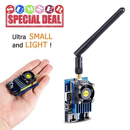 - Flysight TX5812-SMA 1200mW Transmitter 5.8Ghz 32CH FPV Long Range Video Transmitter 6-16V Power Output FPV Transmitter 5.8 Litter Brother of Flysight Black Mamba 5.8Ghz 2W