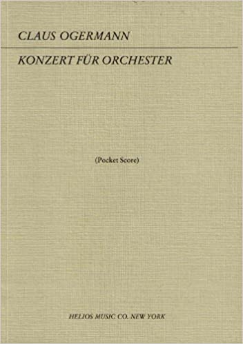 Amazon.com: Concerto for Orchestra (Orchestral Pocket Music ...