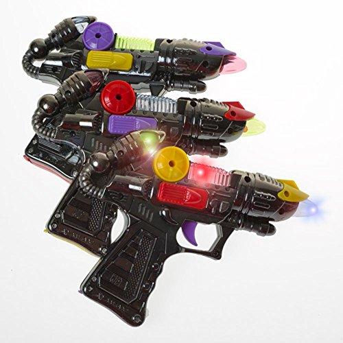 Lot Flashing Light Space Blaster