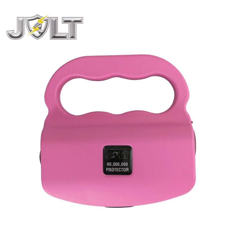 STREET WISE SECURITY PRODUCTS JOLT 60,000,000 Protector Stun Gun in PINK