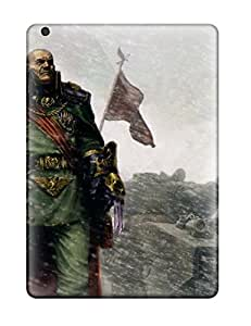 Zcn293ZkZc Tpu Phone Cases With Fashionable Look For Ipad Air - Imperial Guard Warhammer