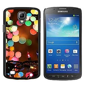 Stuss Case / Funda Carcasa protectora - Navidad borrosa Noche de Invierno - Samsung Galaxy S4 Active i9295
