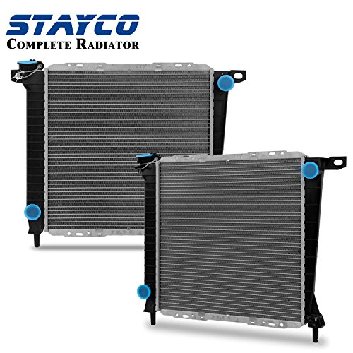 Radiator CU13254 Replacement for Dodge Sprinter 2007 2008 2009, Compatible with Mercedes-Benz 2010 2011 2012 2013 (Mercedes Benz Radiator Fitting)