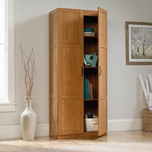 Storage Cabinet Kitchen: Storage Cabinet Kitchen 4 Adjustable Shelf 2 Door Pantry