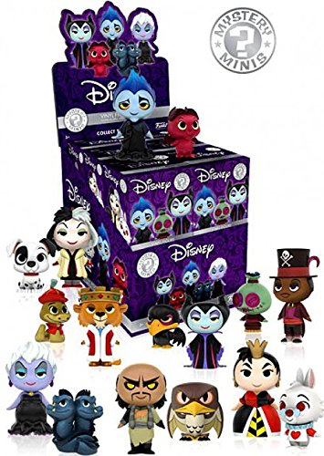正規品! Disney 1 Villains Mystery Minis Wave Disney 1 Display by Case by Disney B01HQIWKWO, 志木市:7023b4ea --- village-aste.fr