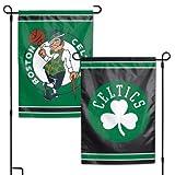 WinCraft Boston Celtics NBA 12.5'' x 18'' 2-sided Garden Flag (Pole not included)