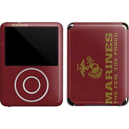 Marines iPod Nano (3rd Gen) 4GB&8GB Skin - Red Faded Marines Vinyl Decal Skin For Your iPod Nano (3rd Gen) 4GB&8GB