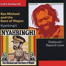 Dadawah Peace & Love / Ny Ahbinghi by Ras Michael (1999-12-25)