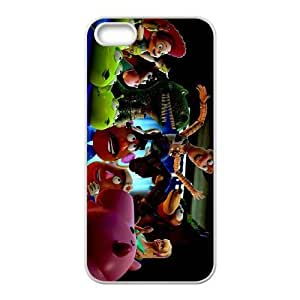iphone5 5s phone cases White Disneys Toy Story Jessie Buzz Lightyear cell phone cases Beautiful gifts PYSY9402200