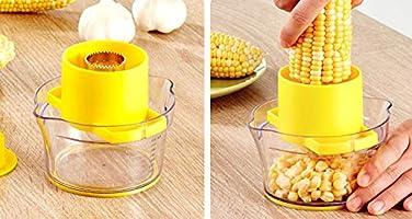Ailihan Pelado de maíz hogar multifunción trilladora de maíz ...