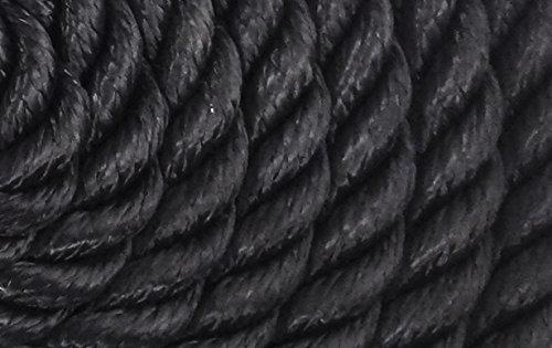 Miami Cordage NR123C1 Nylon 3-Strand Twist 1/2 in x 300 ft - Rope Strand 3 Nylon Twist