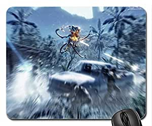 crysis- alien danger Mouse Pad, Mousepad (10.2 x 8.3 x 0.12 inches)