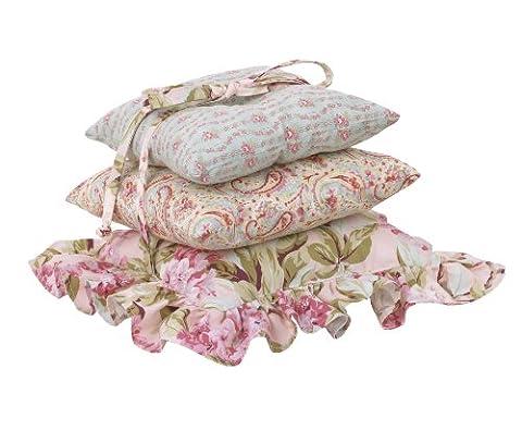 Cotton Tale Designs Pillow Pack, Tea Party (Cotton Tale Tea Party Bedding)