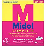 Midol Complete Caplets, 24-Count