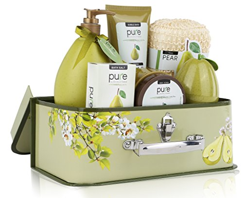 Luxury Spa Gift Basket Pure Spa Basket Bath And Body