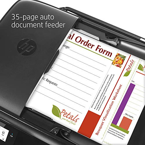 HP OfficeJet 3830 Wireless with Printing, & ready