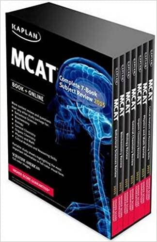 Best MCAT Prep Books 5
