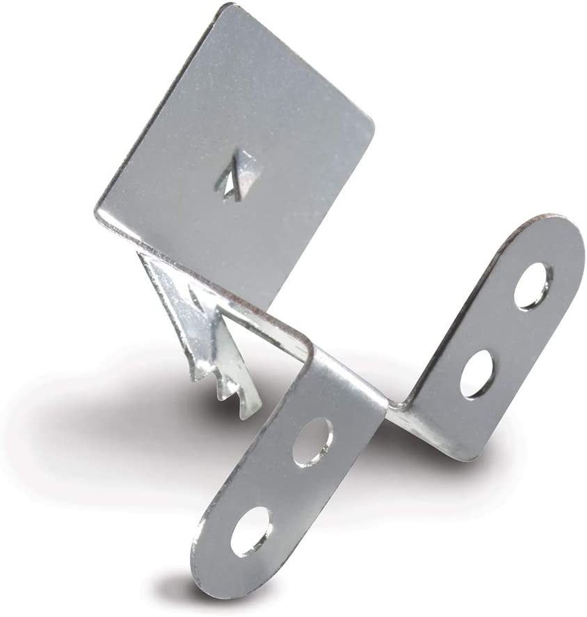 Includes 8 Each 1//2 clips and 5//8 clips Drywall Repair Clips