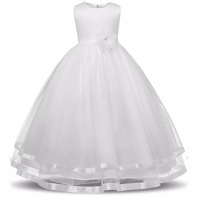 Review ZaH Dress Kids Ruffles